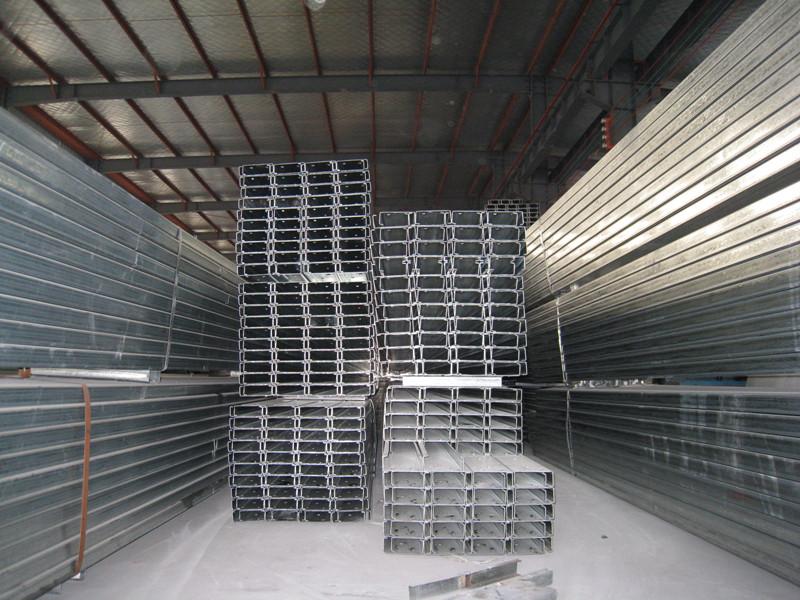 c型钢|南阳强森钢结构有限公司